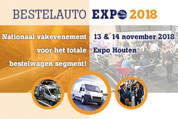 Bestelauto Expo